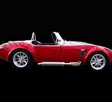1965 Shelby Cobra 'Rally' Roadster III by DaveKoontz