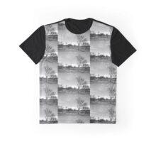 Basic Bush Western Queensland © Vicki Ferrari Graphic T-Shirt