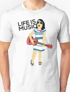 Bella - Life is Music T-Shirt