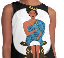Wear Your Crown Contrast Tank