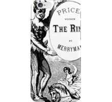The Ring by Merryman iPhone Case/Skin