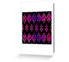 triangles Greeting Card