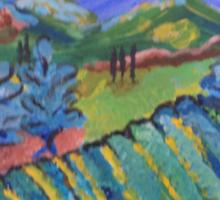 Vineyard Valley Sticker