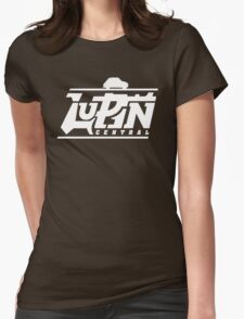 Lupin Central - Gone out for a ride! Womens Fitted T-Shirt