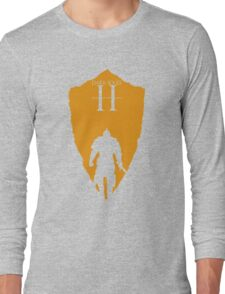 Knight Armour Shield Long Sleeve T-Shirt