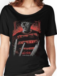 Freddy Nightmare Women's Relaxed Fit T-Shirt