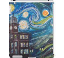 Auburn Starry Night iPad Case/Skin
