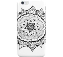 Flower Mandala iPhone Case/Skin