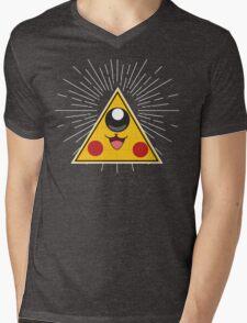 Chulluminati Mens V-Neck T-Shirt