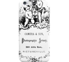 Camera & Sun iPhone Case/Skin