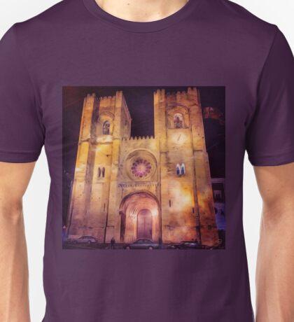 Lisboa - Baixa IV Unisex T-Shirt