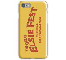 The Great Elsie Fest iPhone Case/Skin