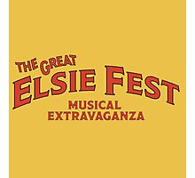 The Great Elsie Fest Photographic Print