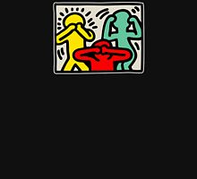 Keith Haring 3 Monkey Unisex T-Shirt