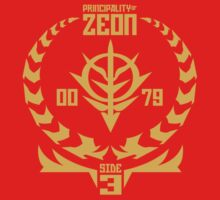 Principality of Zeon by Willis Lucero