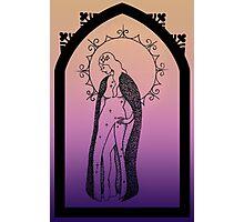 Cosmic Priestess Photographic Print