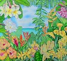 Tropic Gold by joeyartist