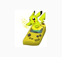 Pikachu Gameboy Yellow Unisex T-Shirt