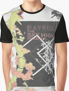 Rayquaza Edit Graphic T-Shirt
