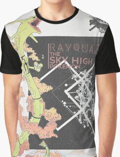 Rayquaza Edit Graphic T-Shirt