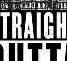 Straight Outta Downton Sticker