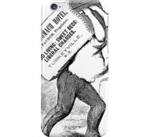 Stoutstomach Hotel  iPhone Case/Skin