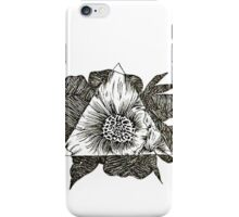 Triangle Rose iPhone Case/Skin