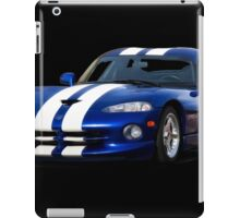 1995 Dodge Viper R/T Coupe I iPad Case/Skin