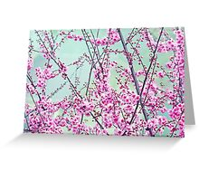 Blossom Magic in the Mist Greeting Card