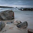 Stone Beach Hornslandet by MikaelJenei