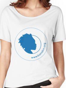Banakin.org - Blue Women's Relaxed Fit T-Shirt