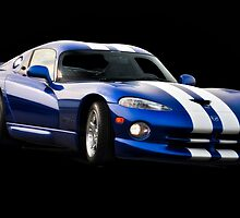 1995 Dodge Viper R/T Coupe III by DaveKoontz