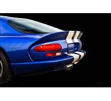 1995 Dodge Viper R/T Coupe IV Photographic Print