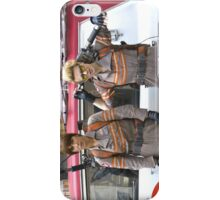 Ghostbusters - Erin and Holtzmann iPhone Case/Skin