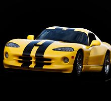 2001 Dodge Viper 'Methanol Injected' Coupe by DaveKoontz