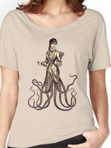 Lady Catherine Thulhu  Women's Relaxed Fit T-Shirt