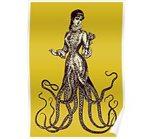 Lady Catherine Thulhu  Poster