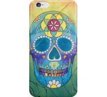 The Universal Sugar Skull #83 iPhone Case/Skin