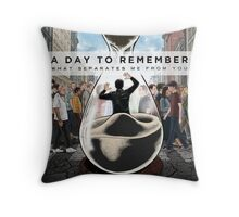 A Day To Remember, What Separates Me From You Cushion Throw Pillow