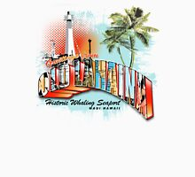 lahaina hawaii Womens Fitted T-Shirt