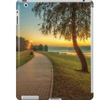 Birstonas in evening iPad Case/Skin