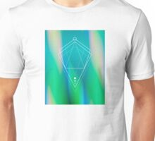 Hologram geometry Unisex T-Shirt
