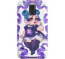 Bow to the Queen Samsung Galaxy Case/Skin
