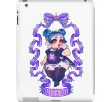 Bow to the Queen iPad Case/Skin