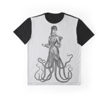 Lady Catherine Thulhu  Graphic T-Shirt