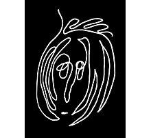 Unintentional John Lennon Photographic Print