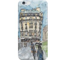Paris - 5th Arrondissement  iPhone Case/Skin