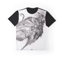 senescence 9 - charcoal drawing Graphic T-Shirt