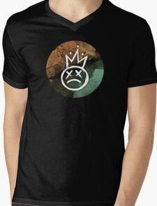 Fall Out Boy logo Mens V-Neck T-Shirt