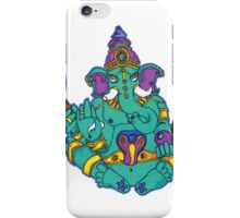 Indian Elephant iPhone Case/Skin